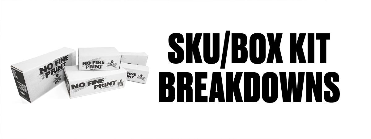 BDS-Breakdown